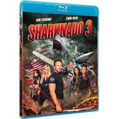 Sharknado 3 - Blu-Ray de Anthony C. Ferrante