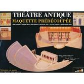 Maquette Pr�d�coup�e Theatre Antique de texte : fran�ois baratte