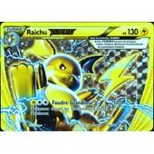 Carte Pok�mon 50/162 Raichu Turbo 130 Pv - Turbo Xy