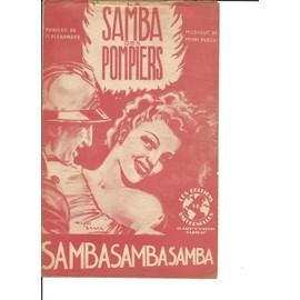 La samba des pompiers