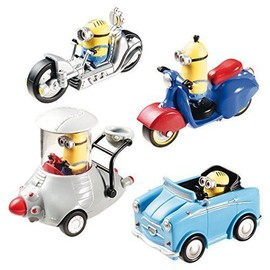 Voiture Minion � Collectionner