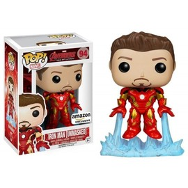 Pop Collection - Avengers Age Of Ultron - Iron Man Unmasked - Exclu