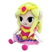 Peluche Princesse Zelda - Nintendo Zelda The Wind Waker, 20,3 Cm