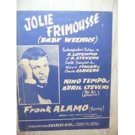 JOLIE FRIMOUSSE Frank Alamo