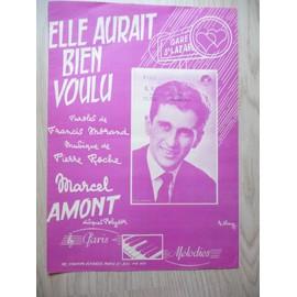 ELLE AURAIT BIEN VOULU Marcel Amont