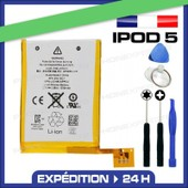 Batterie interne pour iPod Touch 5 1030mAh + outils