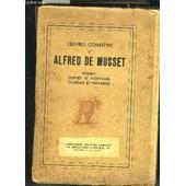 Oeuvres Completes D Alfred De Musset- Poesies- Contes Et Nouvelles- Comedies Et Proverbes de alfred de musset
