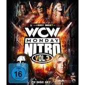 Wwe - The Very Best Of Wcw Monday Nitro, Volume 3 (2 Discs) de Sting/Hart,Bret/Goldberg/Hogan,Hulk