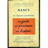 Nancy Et Le Grand Couronne 1914-1918 - Guide Illustres Michelin Des Champs De Bataille. de COLLECTIF