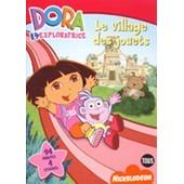 Dora L'exploratrice - Le Village Des Jouets - Import Belge de Divers