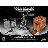 Rise Of The Tomb Raider - Edition Collector Uk