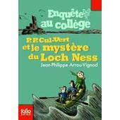 Pp Cul Vert Et Le Mystere Du Loch Ness / Le Club Des Inventeurs de Jean Philipe Arrou Vignod