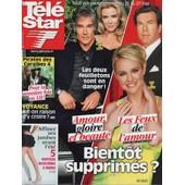 T�l� Star / 16-05-2011 N�1807 : Arielle Dombasle (3/4p) - Romane Bohringer (1/2p) - Loana (1,5p)