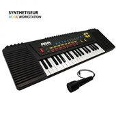 Synthetiseur Electrique Clavier Piano 37 Touches