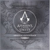 Assassin's Creed Unity Collector's Edition Soundtrack Cd
