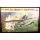 Nakajima A6m2 N Type 2 Fighter Rufe-(Limited �dition Maquette Avion)(1/48)(Original)(Tamiya)(1983)(Japon).