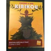 Coffret Kirikou - 5 Dvd - Edition Sp�ciale Fnac de Michel Ocelot