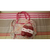 Sac � Ouvrage Et Tricot