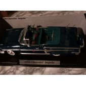 Motor Max Die Cast Collection: 1958 Chevrolet Impala 1:18
