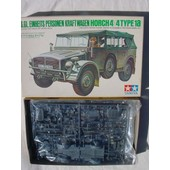 Tamiya Maquette Ww2 Garman Horch 4x4 Type 1a N:B