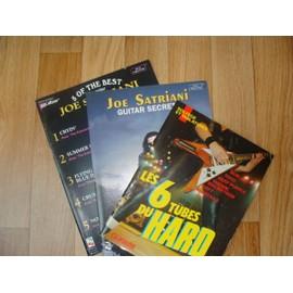 joe satriani, guitar secrets et 5 of the best