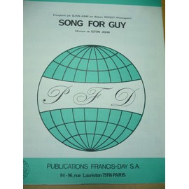 Song for guy