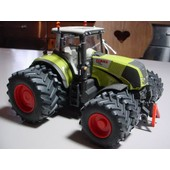Tracteur Claas Axxion 840 Roues Jumelles Tbe