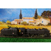 Locomotive Vapeur 141r 1264