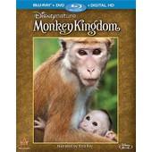 Disneynature : Monkey Kingdom - Au Royaume Des Singes de Mark Linfield