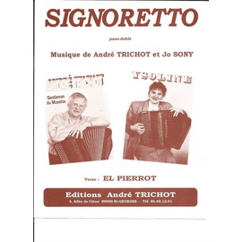 Signoretto + El Pierrot (2 pasos-doble)