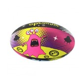Optimum Space Monster Rugby Ball - Mini