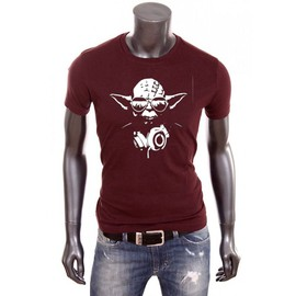 T-Shirt Dj Yoda Star Wars - Tee Shirt Dj Yoda Star Wars