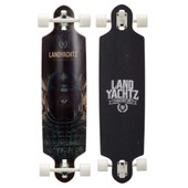 Longboard Skateboard Pack Complet Drop Speed - Taille Unique