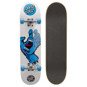 Skateboard Pack Complet Screaming Hand White 7.7 - Taille 7.7