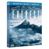 Everest - Combo Blu-Ray3d + Blu-Ray2d + Digital Hd de Baltasar Korm�kur