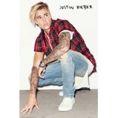 Justin Bieber Poster - Crouch (91x61 Cm)