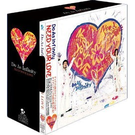 Need Your Love(CD+Dvd