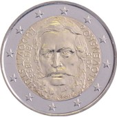 Euro - Pi�ce 2 Euros Comm�morative - 2015 - Slovaquie - 200 �me Anniversaire De La Naissance De Ludovit Stur
