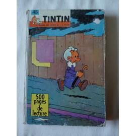 Recueil Du Journal Tintin, N�45