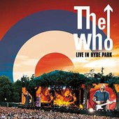 The Who - Live In Hyde Park (+ 2 Audio-Cd) de Who