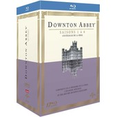 Downton Abbey - Saisons 1 � 6 - L'int�grale De La S�rie - Blu-Ray de Brian Kelly