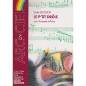 Lot 5 Partitions Trompette (Et Piano) Coll