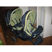 Poussette Double Graco Duo Stadium Luxe