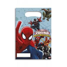 6 Sacs Cadeaux Spiderman? - 76026