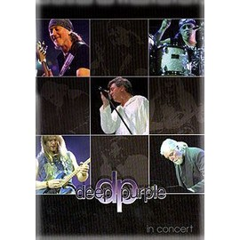 DEEP PURPLE 2003 TOUR BOOK