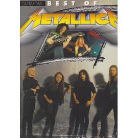 "Metallica ""Best of"" Guitar Tab"