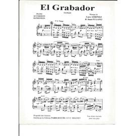 El Grabador + Don Juan (2 tangos)