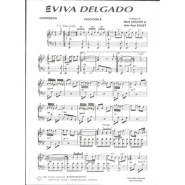 Eviva Delgado + Si tu vas à Palma (2 Pasos-doble)