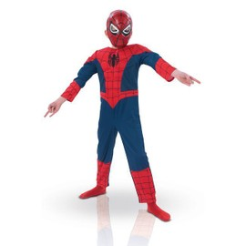 The Amazing Spider Man 2 3d Eva Taille 4/6 Ans