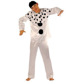 Costume Pierrot Taille 54/56